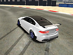 Sports Car Drift