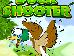 Duck Shooter Game