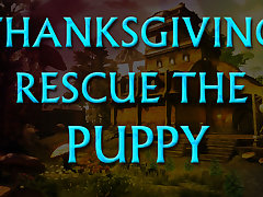 Thanksgiving Rescue The Puppy