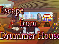 Escape From Drummer House